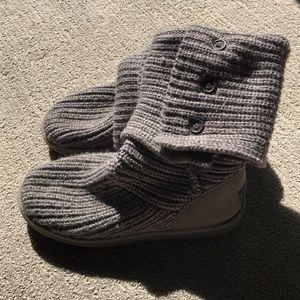 Classic tall Ugg Cardi Boot